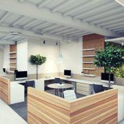 Biuro baldai registratūrai