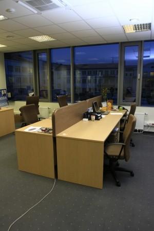 Biuro baldų komplektas darbuotojams