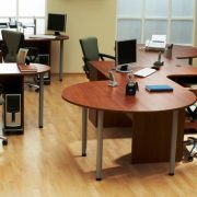 Biuro baldai darbuotojui